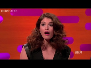 2013. GEMMA ARTERTON: Dangerous Karaoke!. The Graham Norton Show